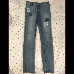 Levi girls 12 reg stylish jeans